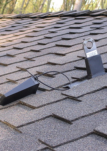 Designing Roofs with Permanent Roof Anchors