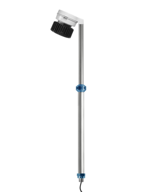 Telescoping Light Pole