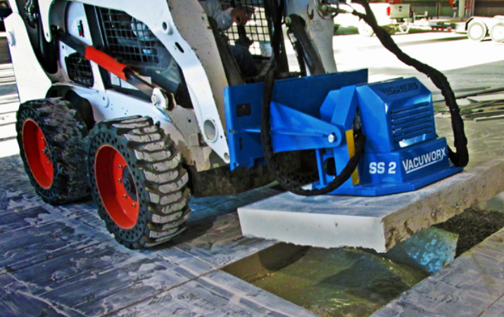 Vacuum Lifting Systems for Concrete Slabs and Heavy Objects